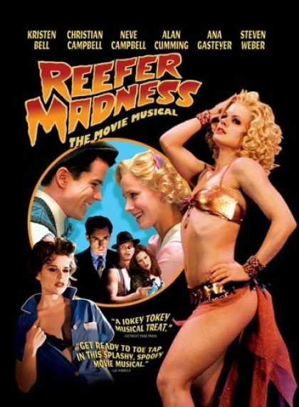 Bestselling Movies (2006) - Reefer Madness - The Movie Musical by Andy Fickman