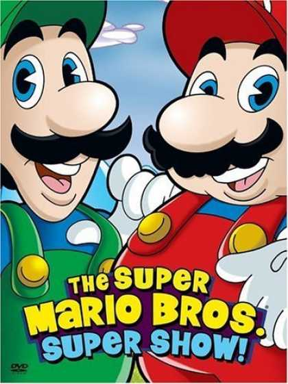 Bestselling Movies (2006) - The Super Mario Bros. Super Show! by Steve Binder