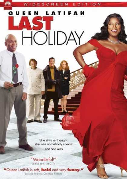 Bestselling Movies (2006) - Last Holiday (Widescreen Edition) by Wayne Wang
