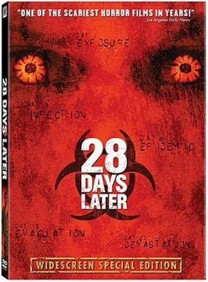 Bestselling Movies (2006) - 28 Days Later (Widescreen Edition) by Danny Boyle
