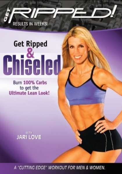Bestselling Movies (2006) - Get Ripped! with Jari Love: Get Ripped & Chiseled