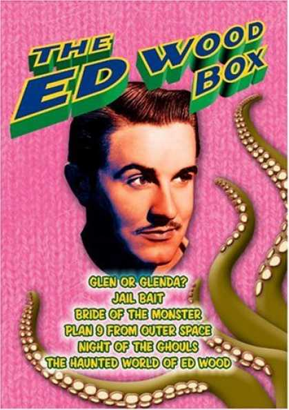 Bestselling Movies (2006) - The Ed Wood Box (Glen or Glenda / Jail Bait / Bride of the Monster / Plan 9 from