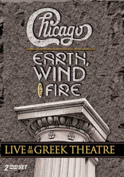 Bestselling Movies (2006) - Chicago/Earth Wind & Fire - Live at the Greek Theatre