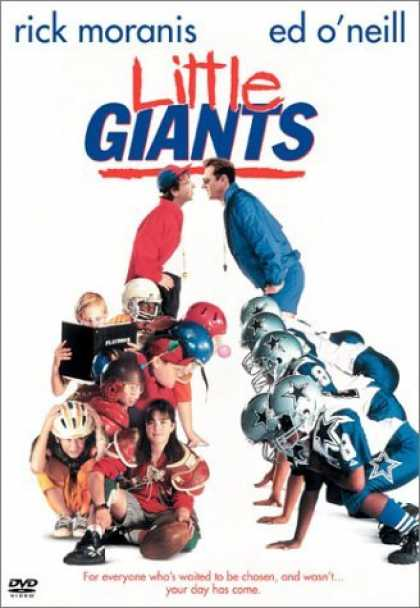 Bestselling Movies (2006) - Little Giants by Duwayne Dunham