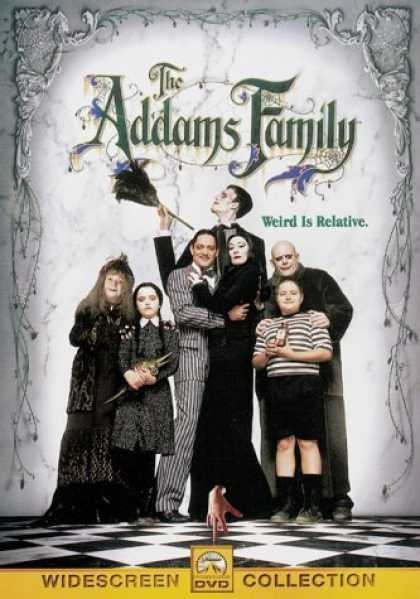 Bestselling Movies (2006) - The Addams Family