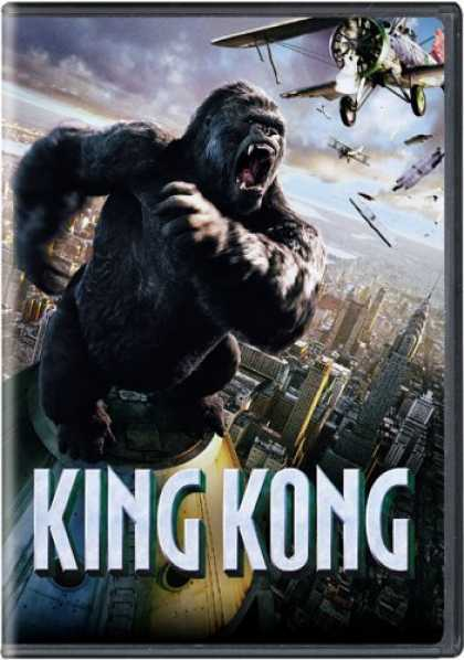 Bestselling Movies (2006) - King Kong (Widescreen Edition)