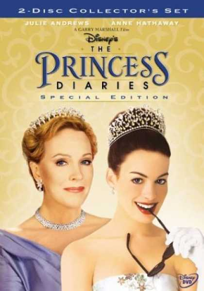 Bestselling Movies (2006) - The Princess Diaries (Special Edition) by Garry Marshall
