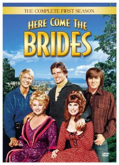Bestselling Movies (2006) - Here Come the Brides - The Complete First Season by Bob Claver