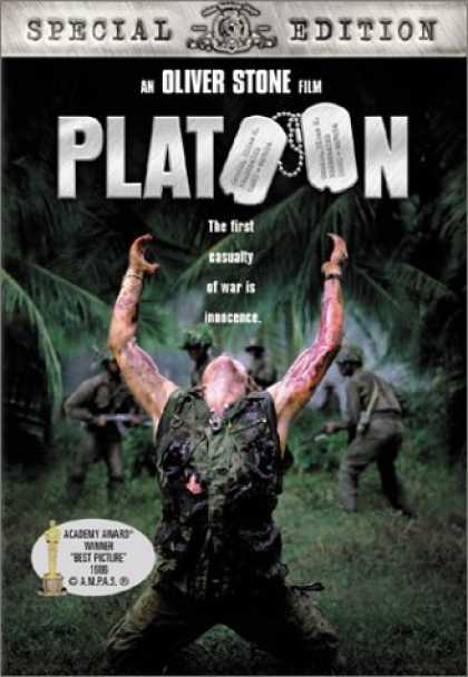 Bestselling Movies (2006) - Platoon (Special Edition)