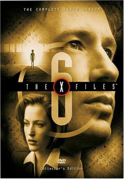 Bestselling Movies (2006) - The X-Files - The Complete Sixth Season (Slim Set)