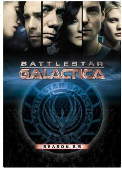 Bestselling Movies (2006) - Battlestar Galactica - Season 2.5 (Episodes 10-20)
