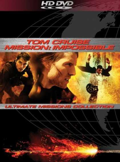 Bestselling Movies (2006) - Mission Impossible - Ultimate Missions Collection (Mission - Impossible / Missio