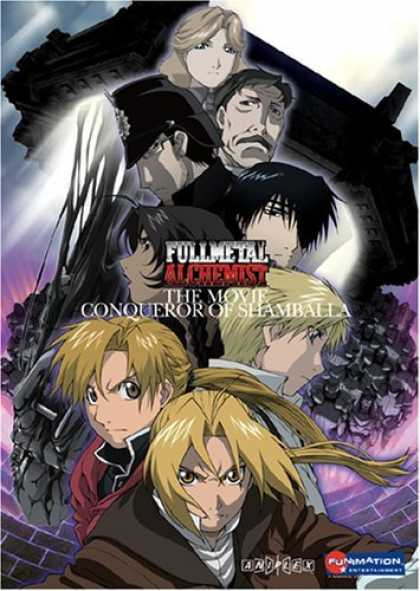 Bestselling Movies (2006) - Fullmetal Alchemist The Movie - The Conqueror of Shamballa by Seiji Mizushima