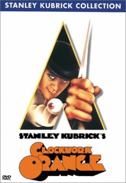 Bestselling Movies (2006) - A Clockwork Orange by Stanley Kubrick