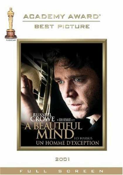 Bestselling Movies (2006) - A Beautiful Mind (Widescreen Awards Edition)