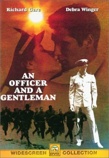 Bestselling Movies (2006) - An Officer and a Gentleman