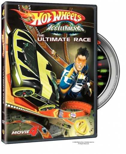 Bestselling Movies (2006) - Hot Wheels Acceleracers: The Ultimate Race