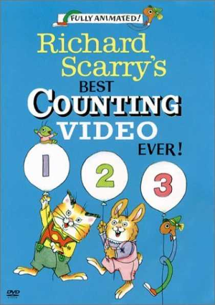 Bestselling Movies (2006) - Richard Scarry's Best Counting Video Ever!