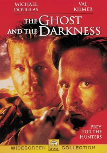 Bestselling Movies (2006) - The Ghost and the Darkness by Stephen Hopkins