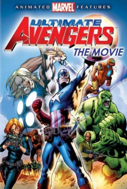 Bestselling Movies (2006) - Ultimate Avengers - The Movie by Steven E. Gordon