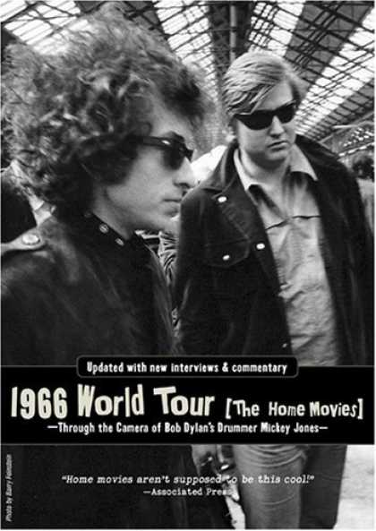Bestselling Movies (2006) - Bob Dylan - 1966 World Tour - The Home Movies
