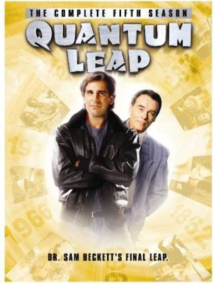Bestselling Movies (2006) - Quantum Leap - The Complete Fifth Season by Ivan Dixon