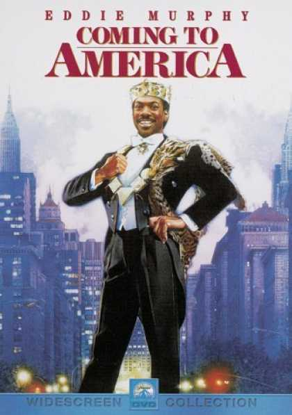 Bestselling Movies (2006) - Coming to America by John Landis