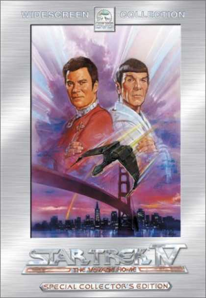 Bestselling Movies (2006) - Star Trek IV - The Voyage Home (Special Edition)