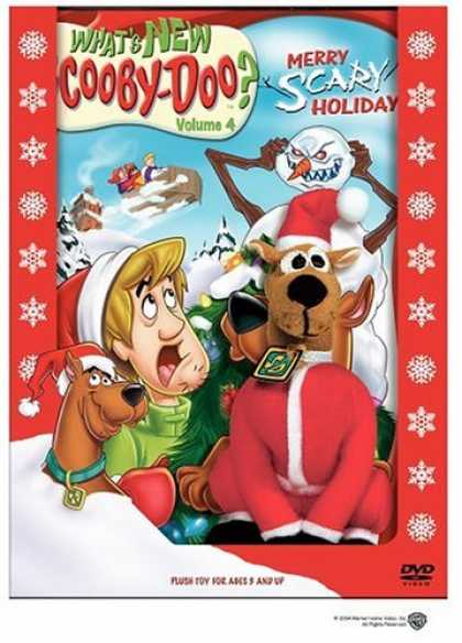 Bestselling Movies (2006) - What's New Scooby-Doo, Vol. 4 - Merry Scary Holiday (with Toy)