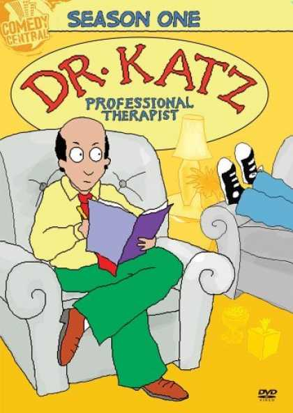 Bestselling Movies (2006) - Dr. Katz, Professional Therapist - Season 1