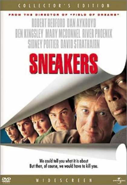 Bestselling Movies (2006) - Sneakers (Collector's Edition) by Phil Alden Robinson