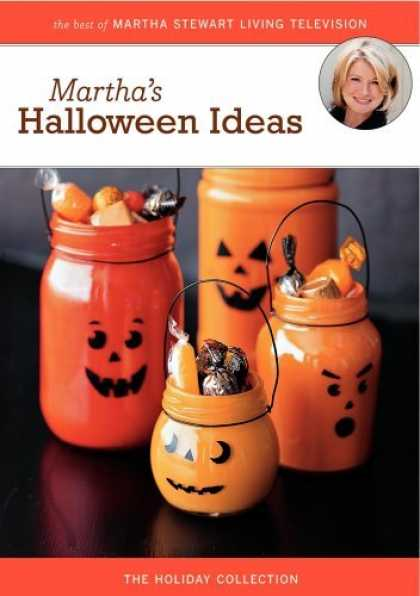 Bestselling Movies (2006) - The Martha Stewart Holiday Collection - Martha's Halloween Ideas