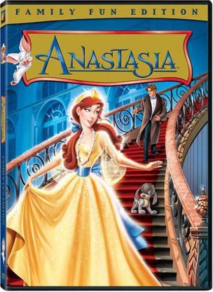 Bestselling Movies (2006) - Anastasia (Family Fun Edition w/Bartok the Magnificent) by Don Bluth