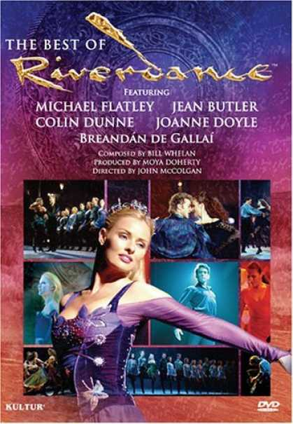 Bestselling Movies (2006) - The Best of Riverdance by John McColgan