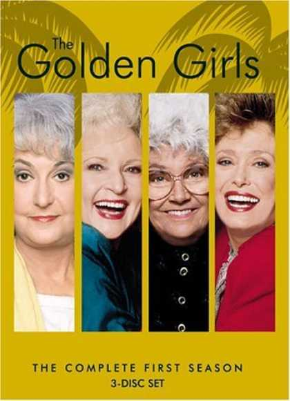 Bestselling Movies (2006) - The Golden Girls - The Complete First Season