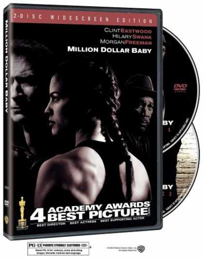 Bestselling Movies (2006) - Million Dollar Baby (Widescreen Edition)
