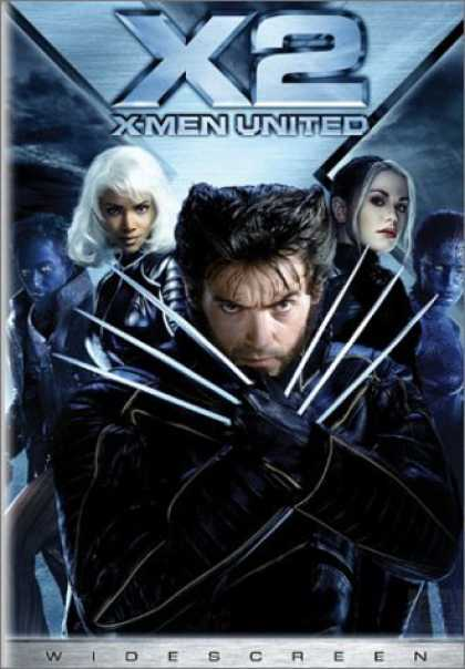 Bestselling Movies (2006) - X2 - X-Men United (Widescreen Edition)