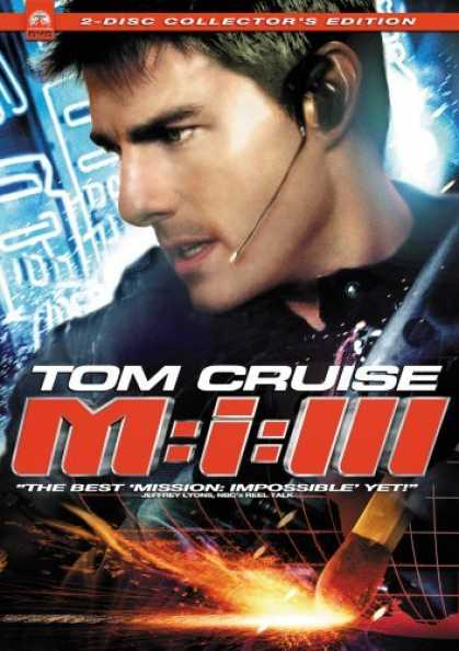 Bestselling Movies (2006) - Mission - Impossible III (Two-Disc Special Collector's Edition) by J.J. Abrams