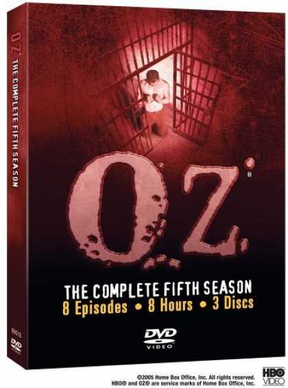 Bestselling Movies (2006) - Oz - The Complete Fifth Season by Gregory Dark