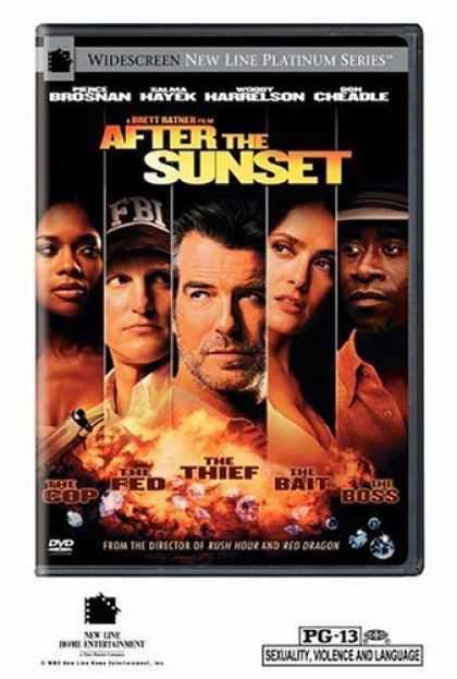 Bestselling Movies (2006) - After the Sunset (Widescreen Edition) (New Line Platinum Series) by Brett Ratner