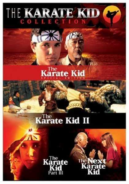 Bestselling Movies (2006) - The Karate Kid Collection (Four Film Set) by John G. Avildsen