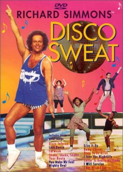 Bestselling Movies (2006) - Richard Simmons - Disco Sweat