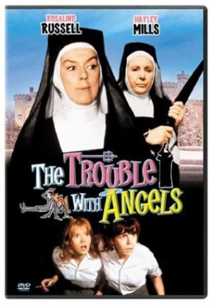 Bestselling Movies (2006) - The Trouble with Angels by Ida Lupino