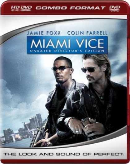 Bestselling Movies (2006) - MIAMI VICE (HD-DVD Rated + Unrated DVD Combo) by Michael Mann