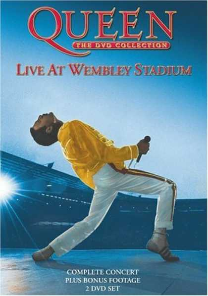 Bestselling Movies (2006) - Queen - Live at Wembley Stadium by Gavin Taylor
