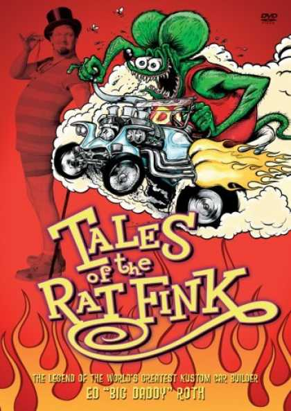 Bestselling Movies (2006) - Tales of the Rat Fink by Ron Mann