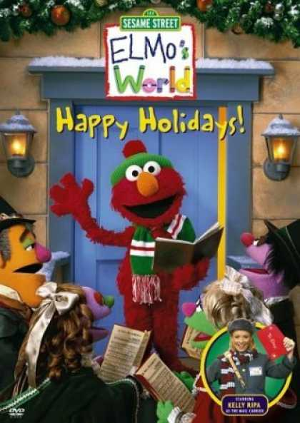 Bestselling Movies (2006) - Sesame Street - Elmo's World - Happy Holidays
