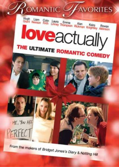 Bestselling Movies (2006) - Love Actually (Widescreen Edition)