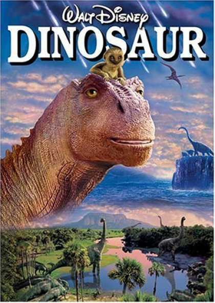 Bestselling Movies (2006) - Dinosaur by Eric Leighton