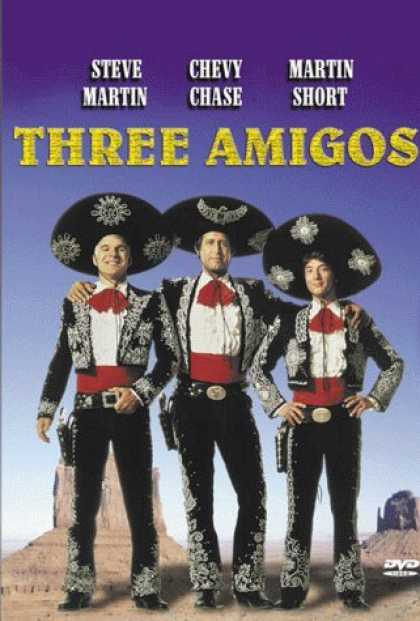 Bestselling Movies (2006) - Three Amigos by John Landis